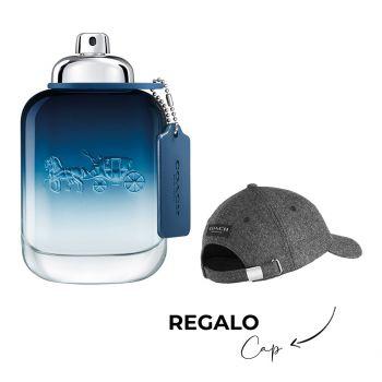 MAN BLUE EDT 100 ML + CAP