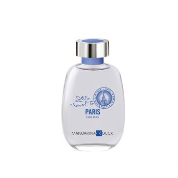 LETS TRAVEL TO PARIS EDT 100ML FOR HIM