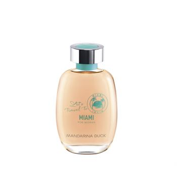 LET´S TRAVEL TO MIAMI FOR WOMAN EDT 100 ML
