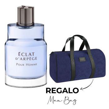 ECLAT ARPEGE POUR HOMME EDT 100 ML + MAN BAG